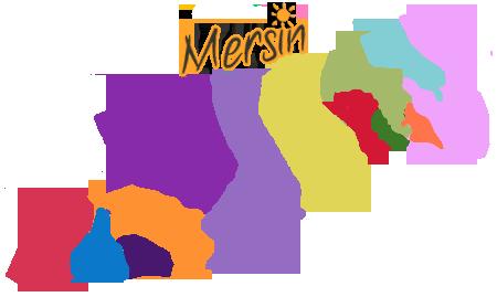 mersin harita